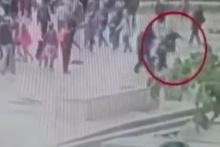 Fransa saldırganının görüntüleri yayınlandı