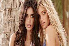 Justin Bieber'a Victoria's Secret 'melekleri'nden tanıtım desteği