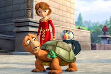 Prenses ve Kurbağa filmi fragmanı - Sinemalarda bu hafta