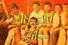 Türk futbol tarihinden inanılmaz kareler