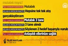 Akın Öztürk'ün damadının telsiz kaydı (15 Temmuz videoları)