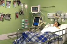 Beyin ölümü gerçekleşen kadın aylar sonra ikiz doğurdu!