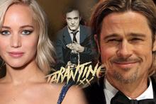 Tarantino Brad Pitt ve Jennifer Lawrence ile görüşüyor!