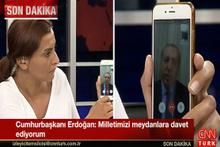 15 Temmuz gecesi Erdoğan'ın darbeyi bitiren o konuşması