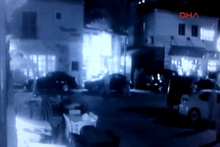 Fatih Terim'in kavgasının güvenlik kamerası görüntüleri!