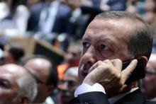 Telefonla konuşmak isteyenlere Erdoğan'dan sesli 15 Temmuz mesajı