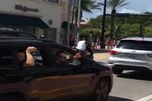 Nusret'e Miami'de coşkulu karşılama