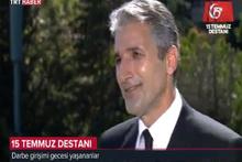 Nedim Şener'in 'makarnacı' çıkışı olay oldu