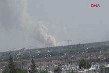 TSK'dan terör örgütü PYD'nin silahlı taciz ateşine misliyle karşılık!
