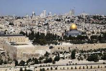 Eski Kudüs'e giriş yasağı kalktı