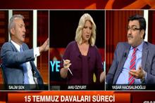 CNN Türk ekranlarında çok sert FETÖ kapışması
