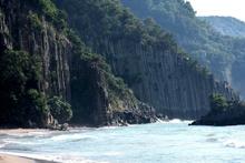 80 milyon yıllık lav sütunları turizme kazandırılıyor