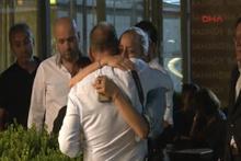 Harun Kolçak'ın dostları hastaneye akın etti