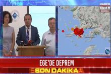 Kandilli'den deprem açıklaması yeniden olacak!