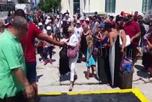 Kos'taki Türkler tahliye ediliyor