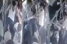 Çarşı izninden dönen askerlere otobüste saldırı