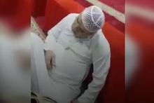 Camide Kur'an-ı Kerim okurken vefat etti
