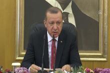 Erdoğan'dan Kudüs açıklaması! İsrail'e çağrı