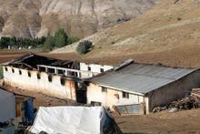 Sivas'ta 80 hayvan yanarak telef oldu