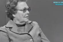 Sabiha Gökçen: 'Atatürk tavana ateş etmemi söyledi'