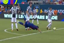Luis Suarez'den ısırığın intikamını aldı