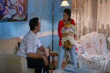 Şevkat Yerimdar 10. bölüm fragmanı çifti bebek heyecanı sarıyor!