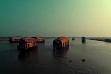 Kerala'nın yüzen evleri: Houseboat