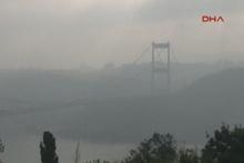 İstanbul'da sis ulaşımı etkiledi! Vapur seferleri iptal edildi