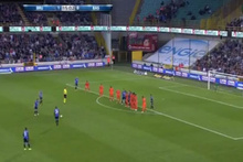 Club Brugge - Başakşehir maçının spikeri kahin çıktı!