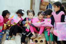 75 ayda yüzbinlerce Suriyeli çocuk doğdu