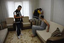 FETÖ'nün 'Gaybubet' evlerine baskın yakalananlara bakın!