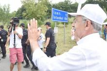 Kılıçdaroğlu HDP'lilerle kol kola yürüdü