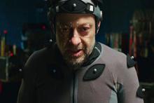 Andy Serkis'in insandan maymuna dönüşümü