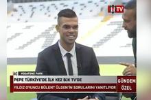 Pepe imzayı attı: Alemin gözü yaşlı, Pepe artık Beşiktaşlı