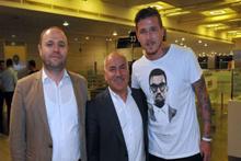 Trabzonspor'un yeni transferi Kucka İstanbul'a geldi!