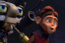 Spark: Bir Uzay Macerası filmi fragmanı - Sinemalarda bu hafta