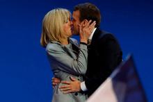 Macron'un eşi 'First Lady' unvanını almayacak