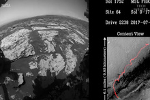 Merakla bekleniyordu, NASA yayınladı