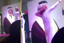 Dans sonundaki 'dab' hareketi nedeniyle tutuklandı
