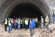 Ardahan'ın 'Çılgın projesi': Ilgar dağına tünel kazılıyor