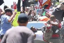 ABD'de ırkçılar silahlanıp sokağa indi