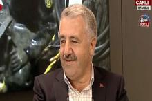 Bakan Arslan Şehitler Köprüsü'ndeki çalışmanın biteceği tarihi açıkladı