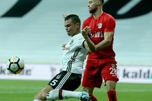 Pepe'nin Antalyaspor'a attığı golde BJK TV