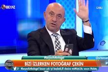 Sinan Engin'in yayın kıyafeti sosyal medyayı salladı