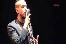 Nilüfer Müzik Festivali'nde Cem Adrian rüzgarı