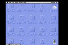 'macOS'un 33 yıllık değişimine 2 dakikada şahit olun