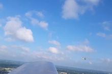 Video çekerken uçaktan düşen Galaxy S5'in müthiş yolculuğu