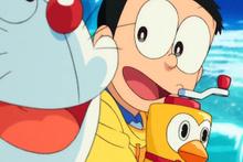 Doraemon: Buz Devri Macerası filmi fragmanı - Sinemalarda bu hafta