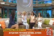 Hande Ataizi'nin frikiği olay oldu!