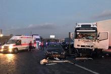 Kocaeli'de katliam gibi kaza: Çok sayıda ölü ve yaralı var!